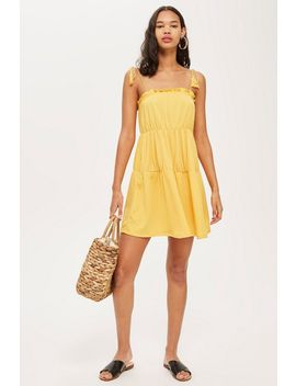 Tassel Tier Sundress by Topshop