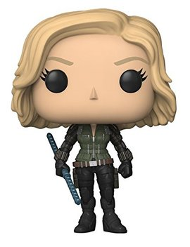 Funko Pop! Marvel: Avengers Infinity War   Black Widow by Amazon