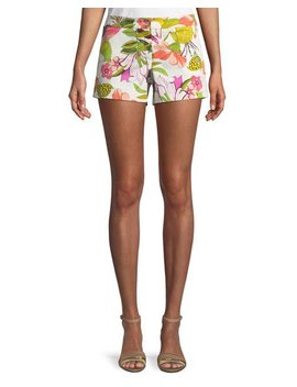 Corbin Secret Garden Shorts by Trina Turk