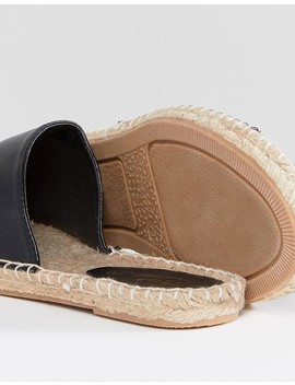 Truffle Collection Espadrille Mule Sandal by Shoes