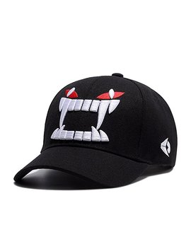 Unisex Snapback, Adjustable Big Cross Dad Hat Flat Bill Baseball Cap by Quanhaigou