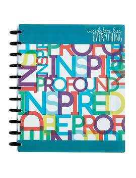 """Staples® Arc System 12 Month Undated Planner, Assorted, 8 1/2"""" X 11"""" (50055) by Staples"""