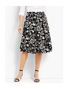 Scallop Edge Skirt by Talbots