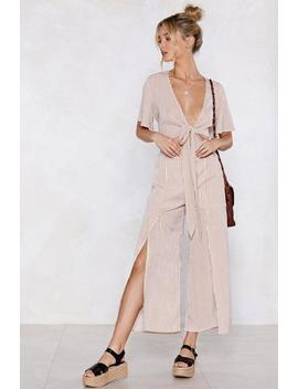 Feel The Breeze Culotte Pants by Nasty Gal