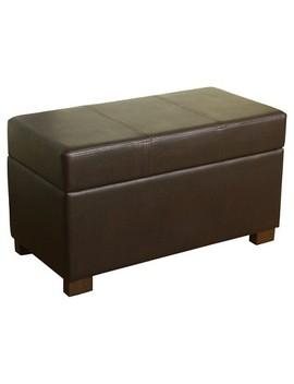 Essex Basic Storage Bench   Threshold™ by Threshold™