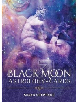 Black Moon Astrology Cards Paperback – October 1 2017 by Ebay Seller