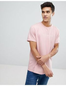 Jack Wills Westmore Graphic T Shirt In Pink by  Jack Wills