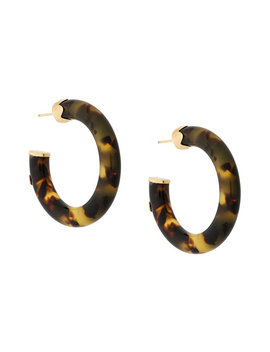 Caftan Hoop Earringshome Women Jewellery Earrings by Gas Bijoux
