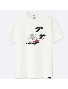 Jump 50 Th T Shirt (Kinnikuman) by Uniqlo