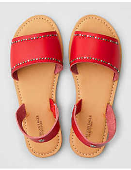 Aeo Studded Sling Sandal by American Eagle Outfitters