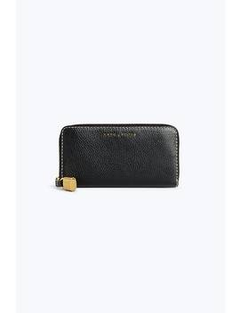 The Grind Standard Continental Wallet by Marc Jacobs