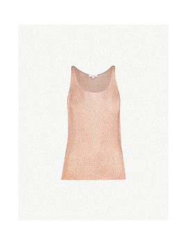 Lilian Knitted Top by Reiss