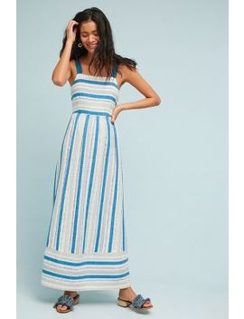 Artesia Textured Maxi Dress by Seen Worn Kept