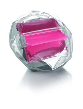 Post It Pop Up Notes Dispenser For 3 X 3 Inch Notes, Diamond Shaped by Post It