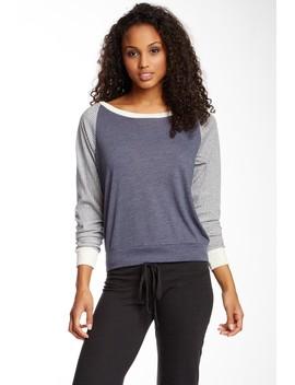 Slouchy Pullover Sweatshirt by Alternative