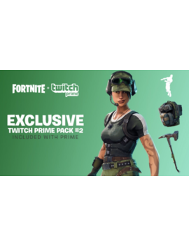 Twitch Prime Pack #2   Fortnite (Xbox/Ps4/Pc) [Read Description] by Epic