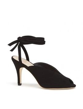 Mila Ankle Tie High Heel Sandal by Loeffler Randall