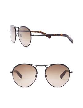 Metal 54mm Sunglasses by Tom Ford