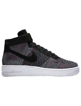 Nike Air Force 1 Ultra Flyknit Mid   Men's by Nike