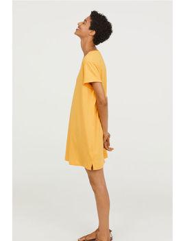 Modal Blend T Shirt Dress by H&M