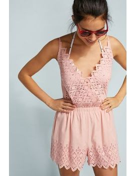 Seafolly Eyelet Romper by Seafolly