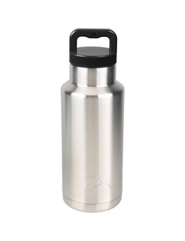 Ozark Trail Double Wall Stainless Steel Water Bottle   36oz by Ozark Trail