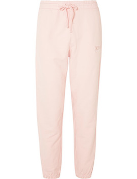 Wooster Cotton Jersey Track Pants by Kith
