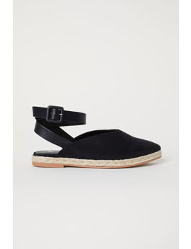 Espadrilles With Ankle Strap by H&M