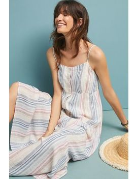 Splendid Brunch Striped Maxi Dress by Splendid