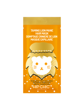 Hip Chic Taming Lion Mane Hair Steam Mask by Hip Chic