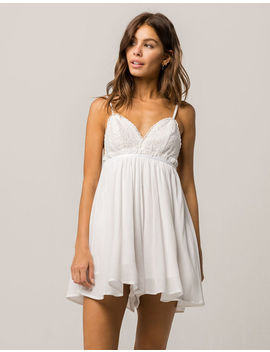 Coco & Jaimeson Eyelet Womens Romper by Tilly's