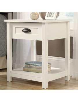 Three Posts Rossford 1 Drawer Nightstand & Reviews by Three Posts