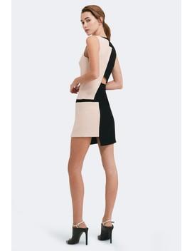 Lottie Cut Out Mini Dress by Aq/Aq