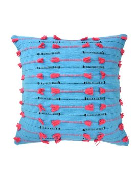 Blissliving Home Mexico City Vivido Decorative Cotton Throw Pillow & Reviews by Blissliving Home