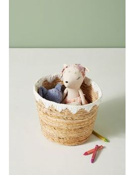 Brisbane Basket by Anthropologie