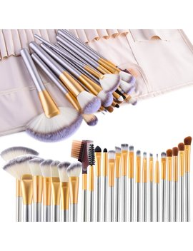 Make Up Brushes, Vander Life 24pcs Premium Cosmetic Makeup Brush Set For Foundation Blending Blush Concealer Eye Shadow, Cruelty Free... by Vander Life