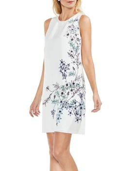 Floral Shift Dress by Vince Camuto