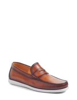 Laguna Penny Loafer by Magnanni