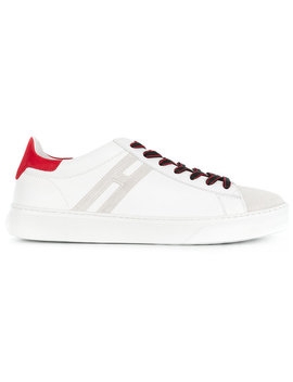 Lace Up Fastened Sneakers by Hogan