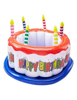 Inflatable 'happy Birthday' Cake by Zulily