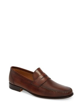 Ramos Moc Toe Penny Loafer by Magnanni