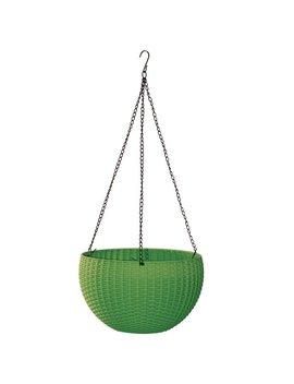 Almi Hanna Plastic Hanging Planter & Reviews by Almi