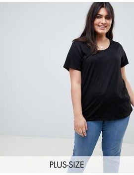 New Look Curve Tee by New Look Curve