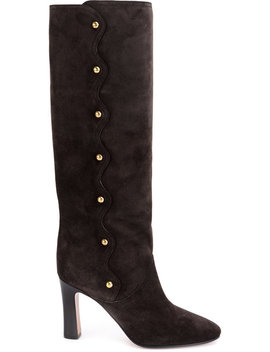 Quaylee Over The Knee Bootshome Women Shoes Boots by Chloé
