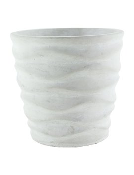 Syndicate Sales Urban Wave Ceramic Pot Planter & Reviews by Syndicate Sales