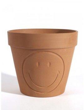 Wrought Studio Allshouse Smiley Ceramic Pot Planter & Reviews by Wrought Studio