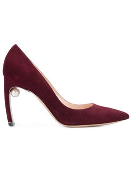 Mira Pearl Pumpshome Women Shoes Pumps by Nicholas Kirkwood