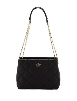 Emerson Place Jenia Quilted Leather Shoulder Bag by Kate Spade New York