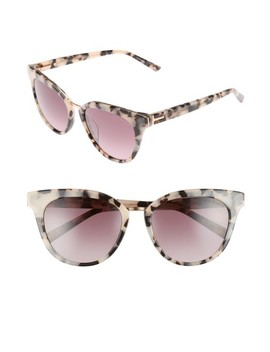 53mm Cat Eye Sunglasses by Ted Baker London
