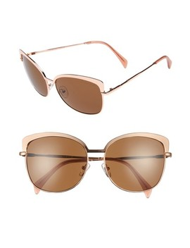 60mm Cat Eye Sunglasses by Draper James